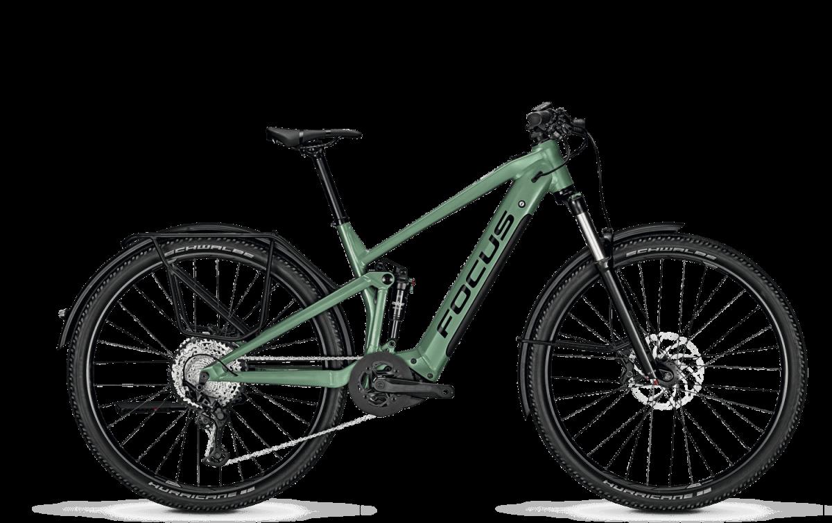 Focus Thron2 6.8 EQP 2020 grün