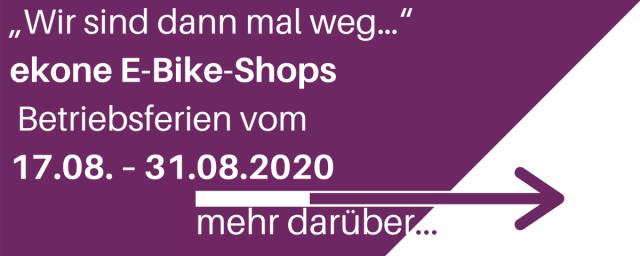 ekone GmbH Betriebsferien 2020
