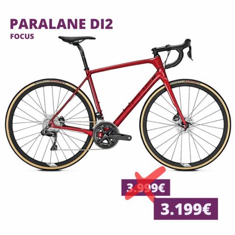 Focus Paralane Di2 Rennrad