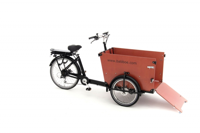 Babboe Dog-E Transport E-Bike