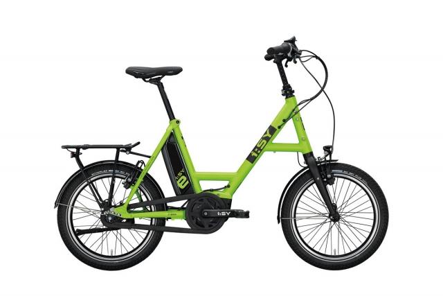 i:SY DrivE S8 2020 grün