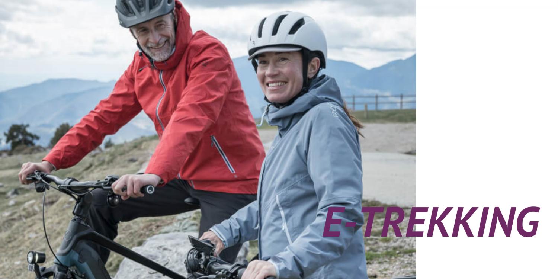E-Trekking E-Bike ekone Kalkhoff