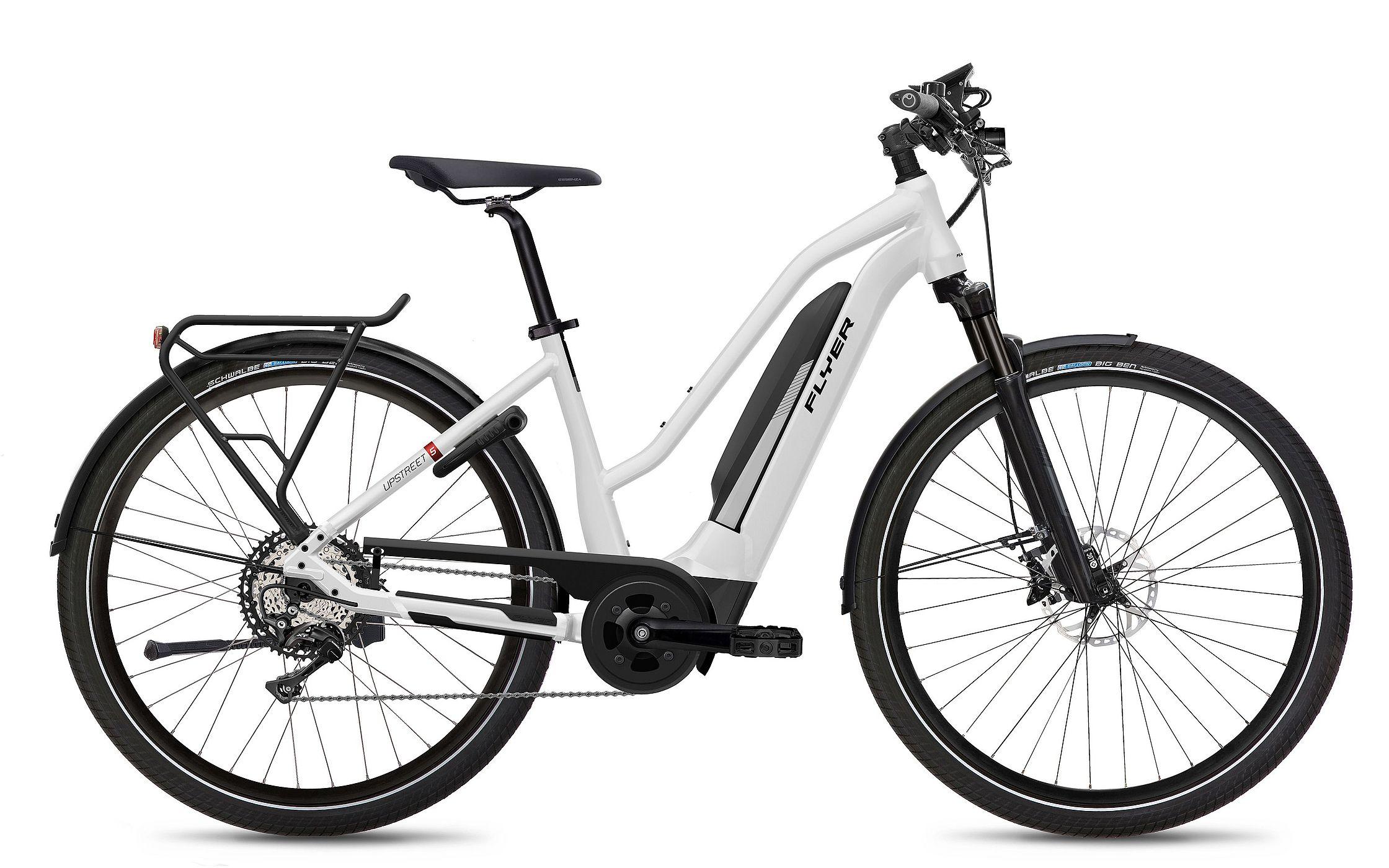 FLYER_E-Bikes_MY21_Upstreet5_770_Mixed_D1_PearlWhiteGloss