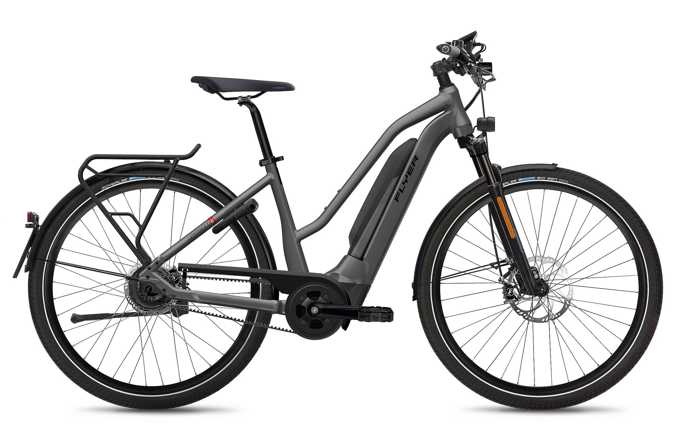 FLYER_E-Bikes_MY21_Upstreet5_783_Mixed_HS_EU_AnthraciteGloss