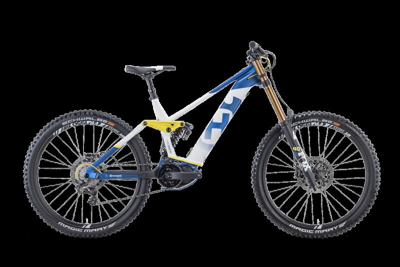 Husqvarna Extreme Cross 10 2021 blau