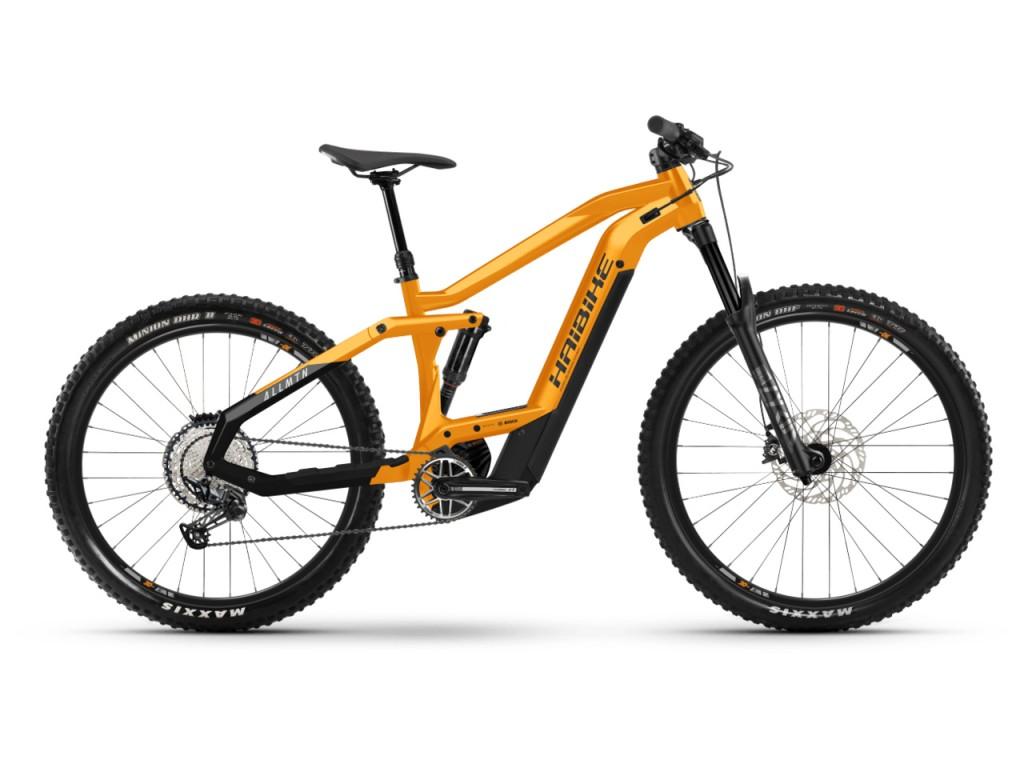 Habike AllMtn 4 orange 2021