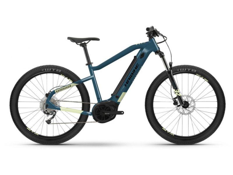 Haibike HardSeven 5 2021 blau