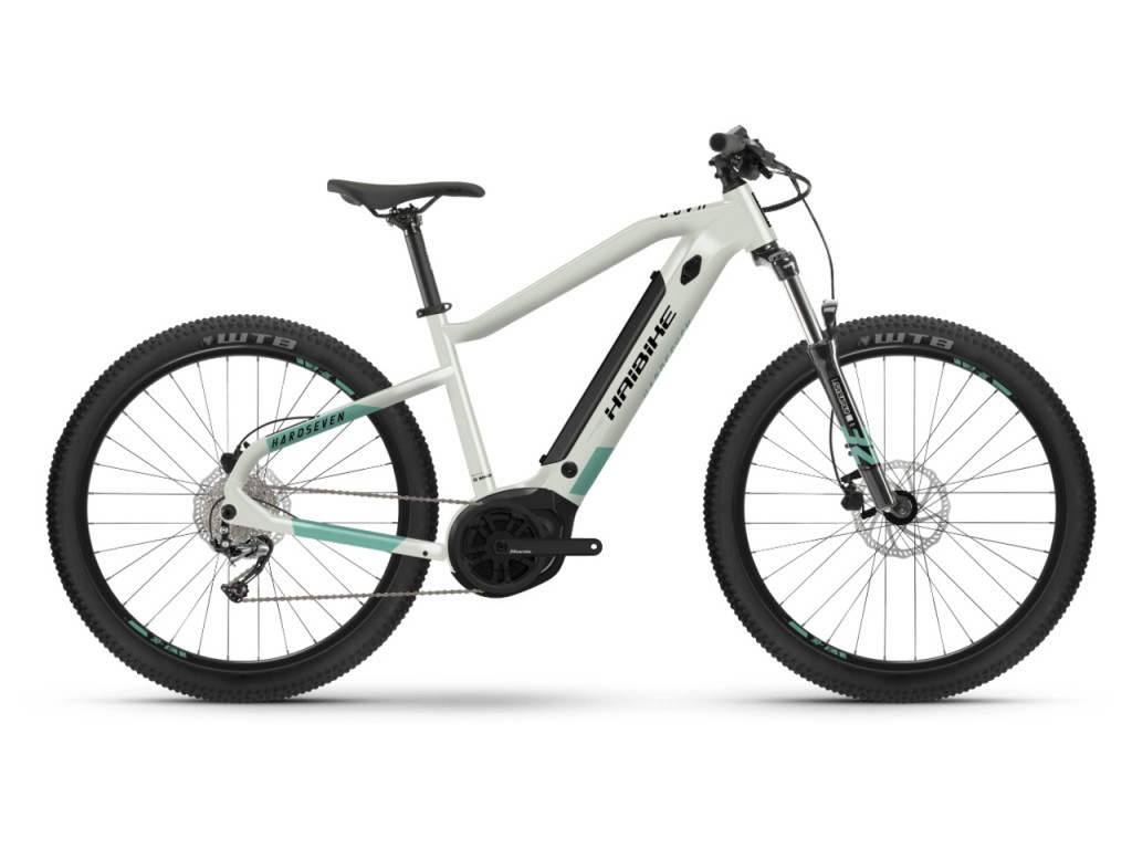 Haibike HardSeven 5 2021 honey teal