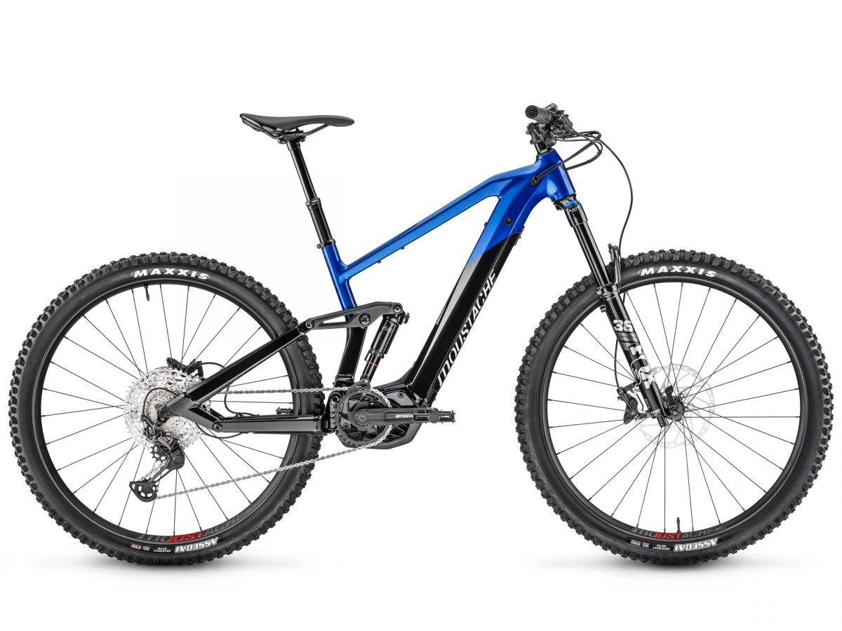 Moustache Samedi Trail 6 2021 blau