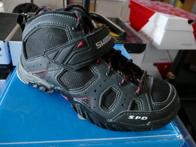 Shimano SPD Schuhe ewege Flohmarkt Sonderverkauf