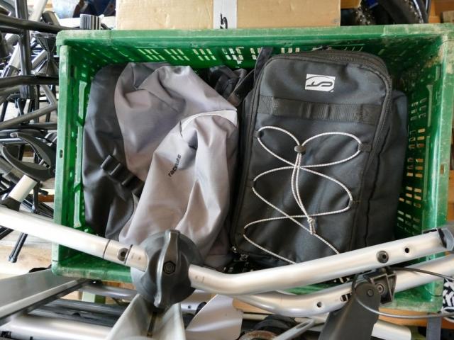 Racktime Tasche ewege Flohmarkt Sonderverkauf