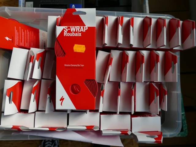 Specialized Bike S-Wraps ewege Flohmarkt und Sonderverkauf