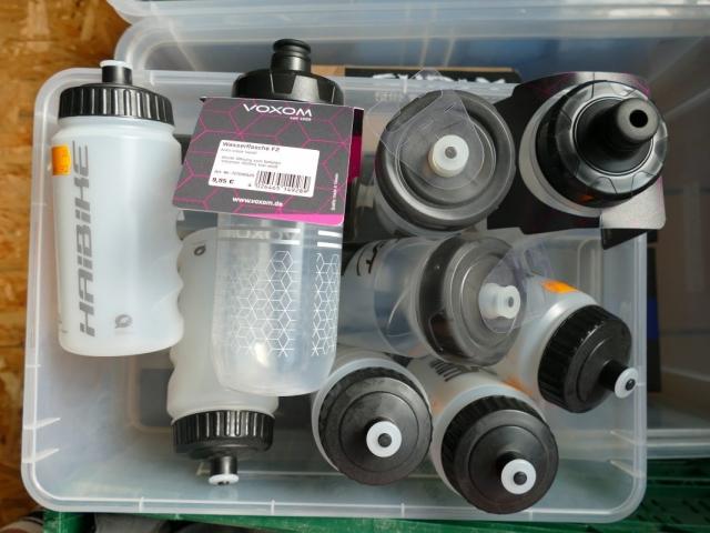 Haibike Voxom Wasserflasche ewege Flohmarkt und Sonderverkauf