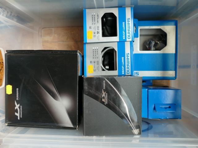 Shimano Shift Levers ewege Flohmarkt und Sonderverkauf