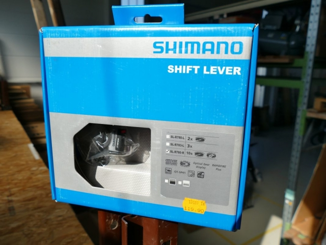 Shimano Shift Lever ewege Flohmarkt und Sonderverkauf