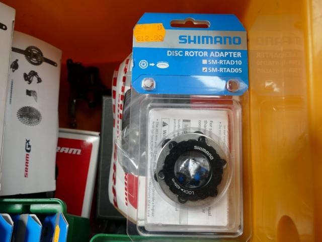 Shimano Bike Disc Rotor ewege Flohmarkt und Sonderverakuf