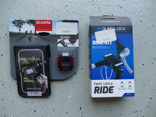 Bike Handy Montierung