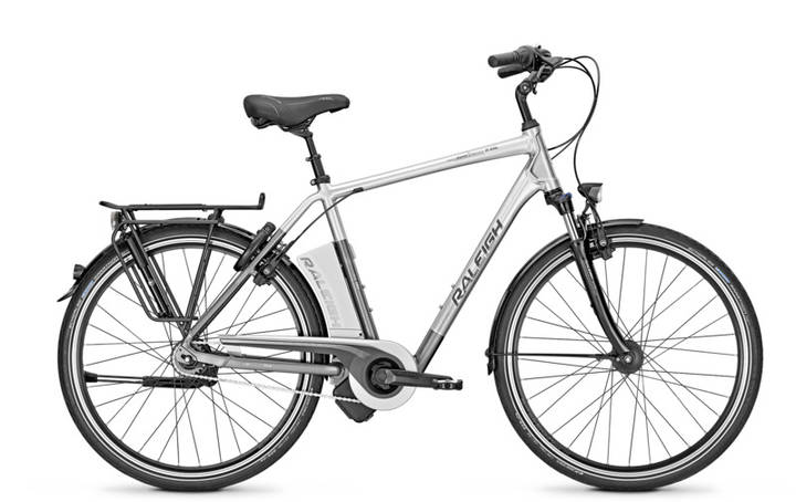 Raleigh Dover Impulse 8 Herrren grau