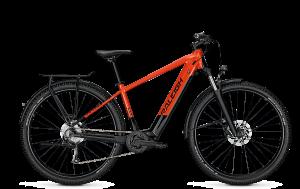 Raleigh Dundee 9 2021 Herren orange