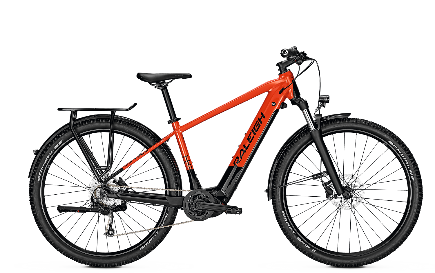 Raleigh Dundee 9 Herren orange 2021