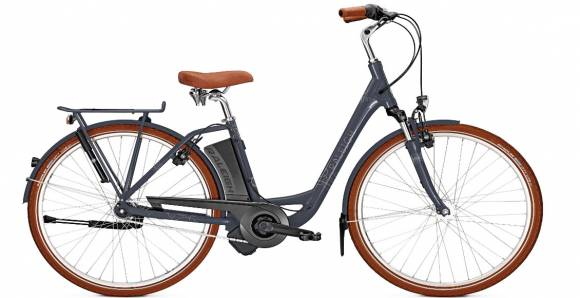 Raleigh Dover Impulse 7R 2017 grau