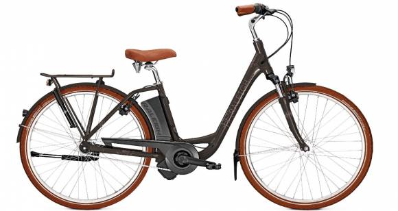 Raleigh Dover Impulse 7R 2017 braun