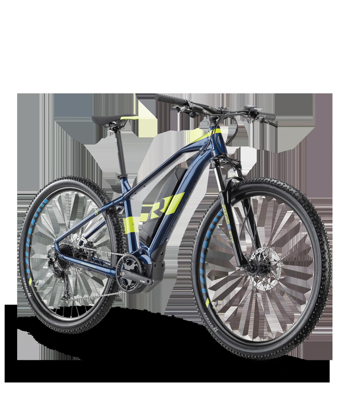 Raymon HardRay E-Nine 4.0 2021 blau