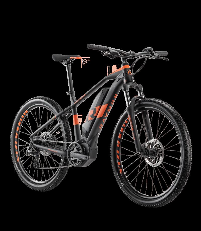 Raymon HardRay E-Seven 3.0 2021 schwarz/orange