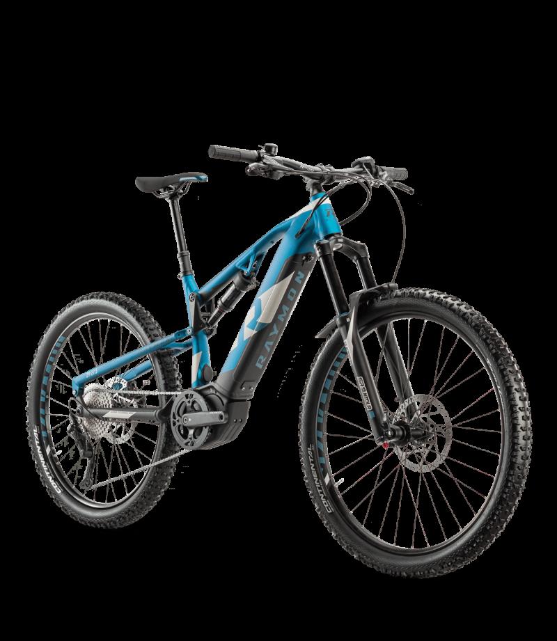 Raymon TrailRay E 8.0 2021 grau