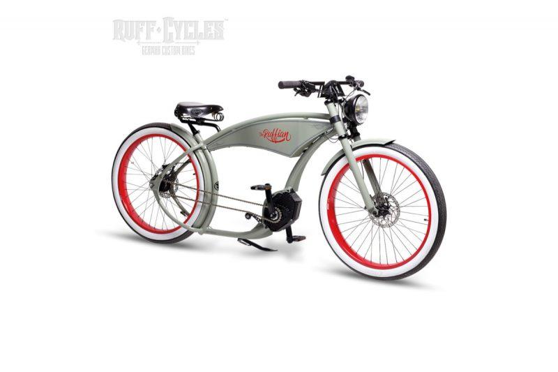 Ruff Cycles Ruffian Shooting