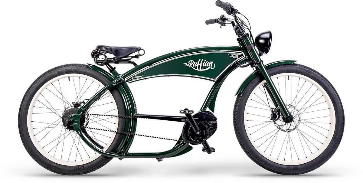 Ruff Cycles Ruffian vintage grün WEB
