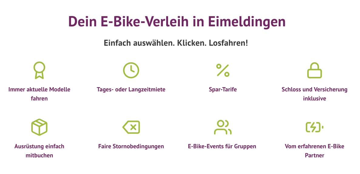 rent-e-bike dein E-Bike-Verleih von ekone
