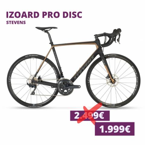 Carbon Rennrad Stevens IZOARD Pro Disc