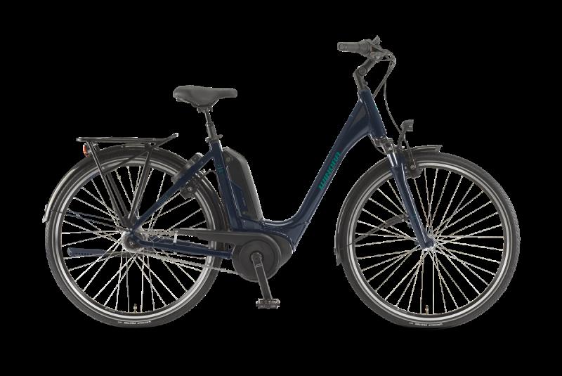 Winora Tria N7f Einrohr 2020 blau
