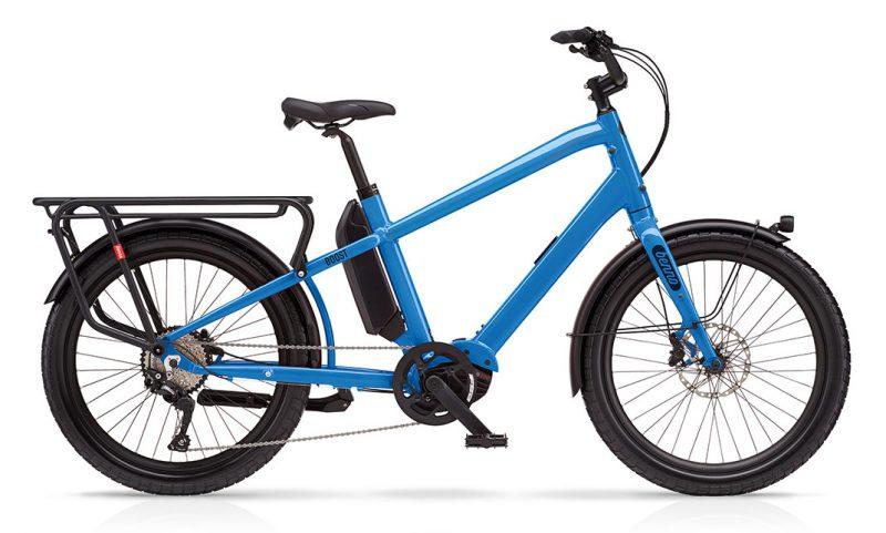 BENNO BOOST E 10D CX 2021 blau