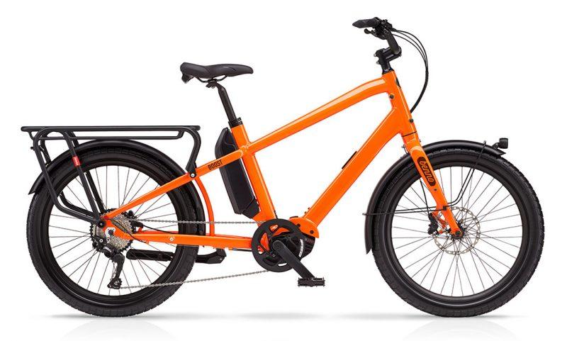 BENNO BOOST E 10D CX 2021 orange