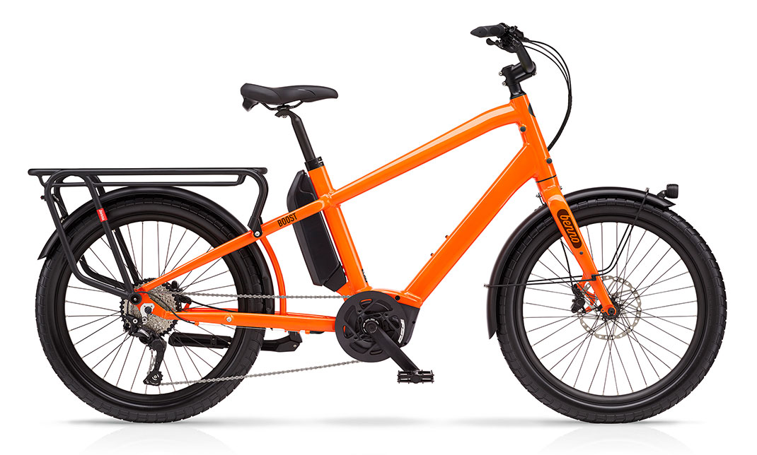 BENNO BOOST E 10D 2021 orange