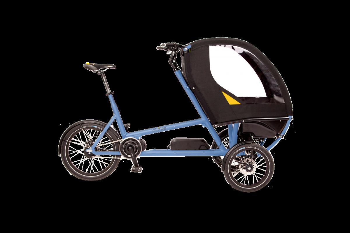 CHIKE E-KIDS 2021 blau