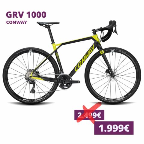 Conway GRV1000 Gravelrad