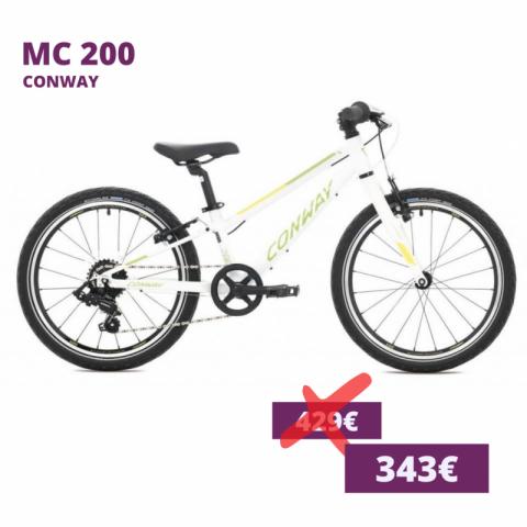 conway mc 200 kids bike