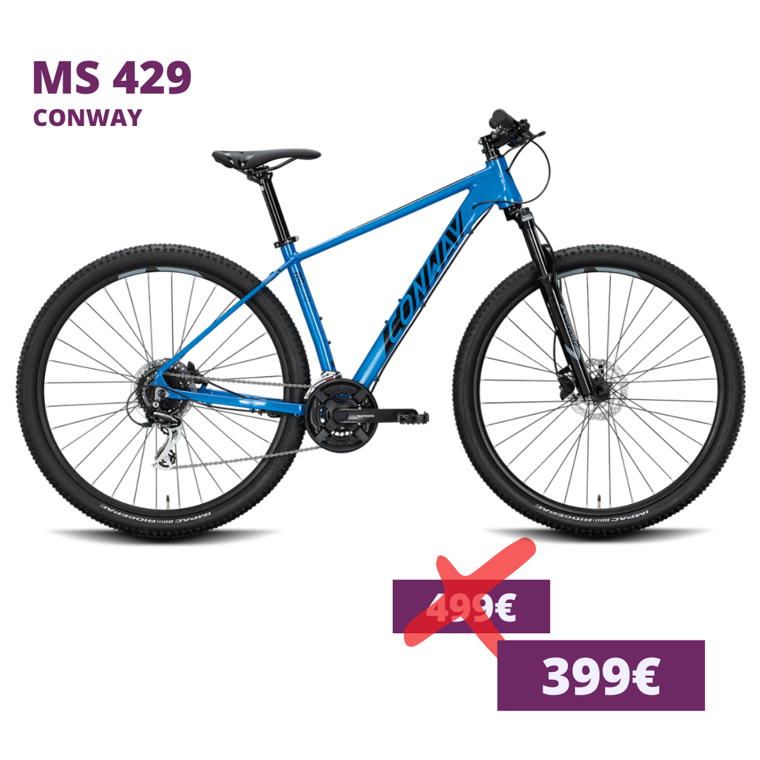 Conway MS 429 bike