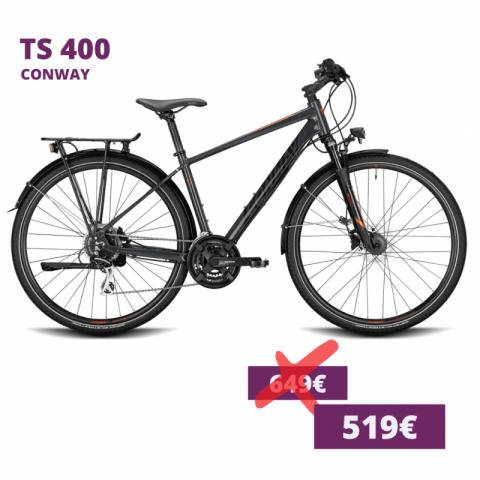 Conway TS 400 trekking bike