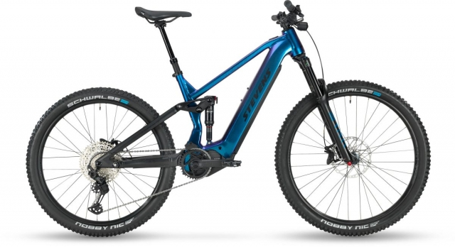 Stevens E Inception 7.7 2021 blau
