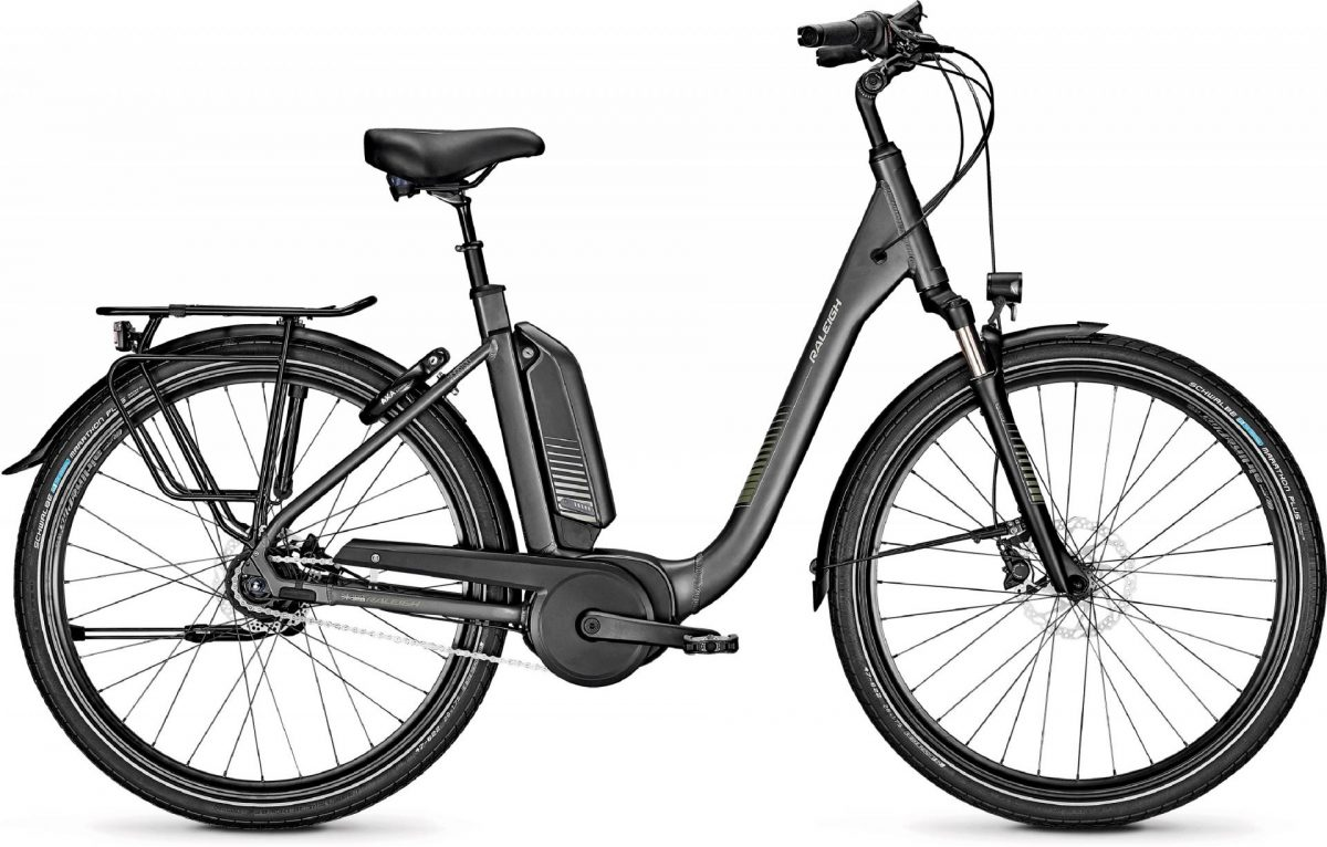 Raleigh Kingston 8 XXL 2020 grau