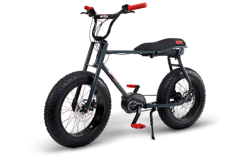 Ruff Cycles Lil´Buddy 2021 anthracite