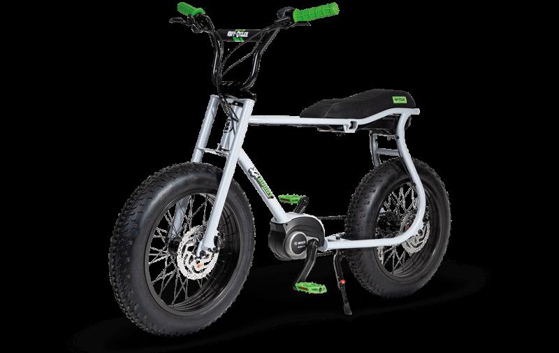 Ruff Cycles Lil´Buddy 2021 silbergrau