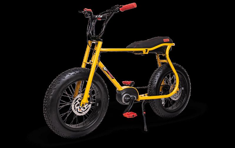 Ruff Cycles Lil´Buddy 2021 gelb