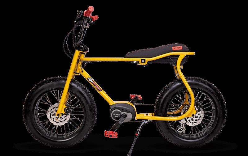Ruff Cycles LIL BUDDY 2020 gelb