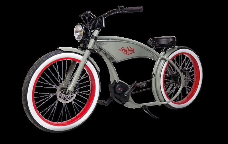 Ruff Cycles The Ruffian 2021 grau