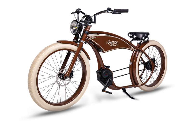 ruff-cycles ruffian vintage brown